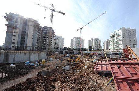 פרויקט בבנייה בראש העין. הובילה את טבלת המכירות בדירות חדשות מתחילת 2014