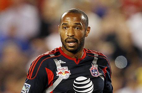 MLS: תיירי הנרי עקף את דיוויד בקהאם בטבלת השכר