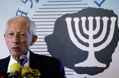 נגיד בנק ישראל סטנלי פישר