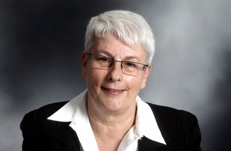 ארנה ברי סגנית נשיא EMC, צילום: סיון פרג