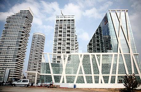 קנדה ישראל ובסר יבנו את מגדל המגורים האחרון בפארק צמרת בתל אביב