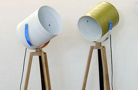 מנורת קלמטה, סטודיו יוביקה. מחיר: 430 שקל