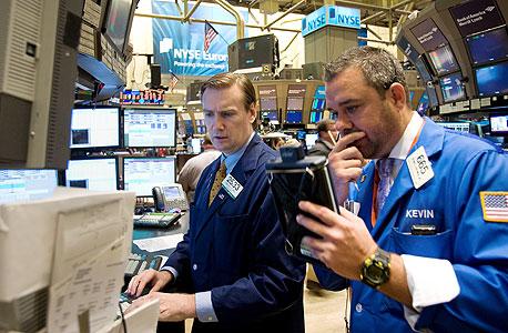 וול סטריט ננעלה בירידות - S&P עבר לטריטוריה אדומה ב-2014
