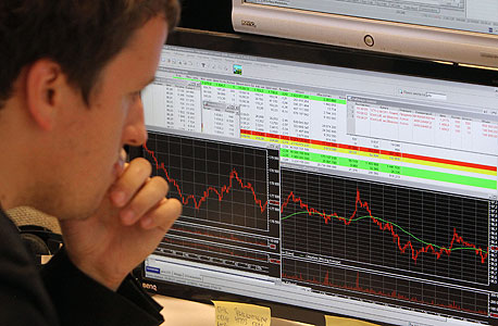 ירידות בבורסות אירופה