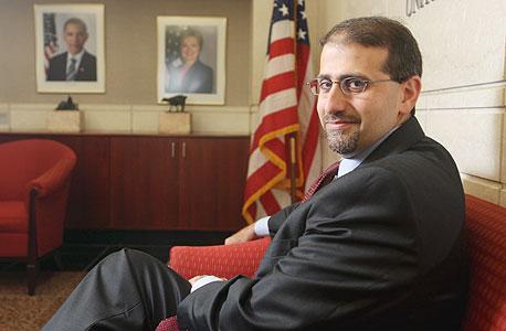 מצטרף לוועידה, דן שפירו השגריר האמריקאי בישראל, צילום: עמית מגל