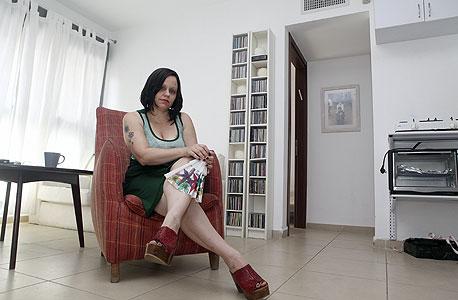יפעת יעקובסון, תל אביב , צילום: אוראל כהן