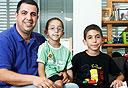 משפחת קובי, צילום: תומי הרפז
