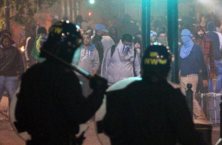מהומות בטוטנהאם. כל שכבות האוכלוסייה השתתפו