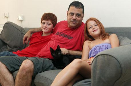 משפחת גרטמן, תל אביב, צילום: אוראל כהן