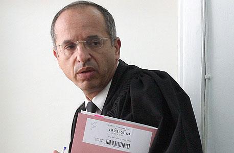 השופט נועם סולברג, צילום: חיים צח
