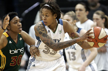WNBA חתמה על הסכם חסות קולקטיבי
