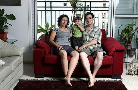 משפחת אדם, רמת גן , צילום: עמית שעל