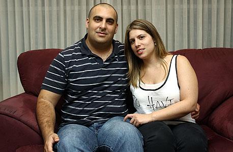 משפחת ניב וייס, פתח תקווה, צילום: אריאל בשור