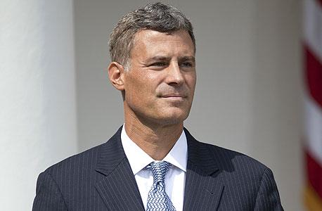 אלן קרוגר, לשעבר היועץ הכלכלי הבכיר של ברק אובמה, צילום: בלומברג