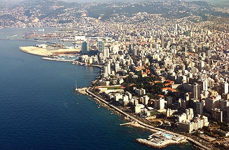 ביירות, צילום: shutterstock