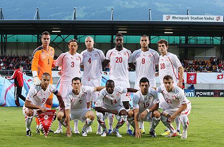 נבחרת שווייץ. ממדינה בת 7 מיליון איש עם אליפות העולם לנערים וסגנות אליפות אירופה לנבחרות מתחת עד גיל 21