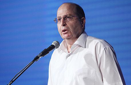 משה בוגי יעלון, צילום: עמית שעל