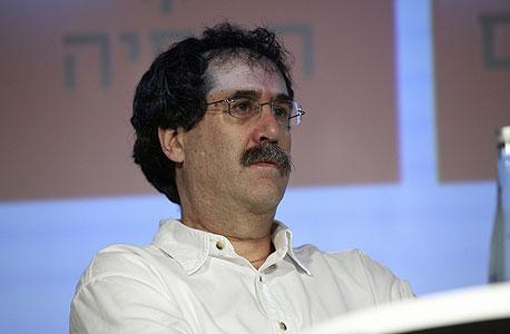 """פרופ' דן בן-דוד, מנכ""""ל מכון טאוב, צילום: עמית שעל"""