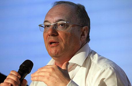 ליאו ליידרמן, הכלכלן הראשי של בנק הפועלים, צילום: עמית שעל