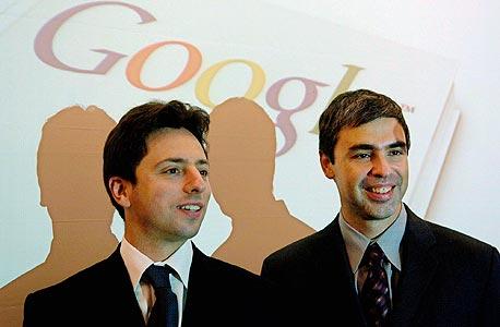 לא מאמינים גדולים באסטרטגיה. מייסדי גוגל לארי פייג' וסרגיי ברין