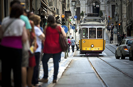 ליסבון. שילוב כובש לב של רחובות ציוריים ושירותים זולים