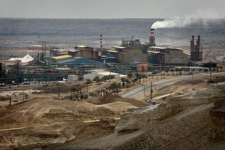 מפעלי ים המלח. יכולים לסייע בצמצום הגרעון במיליארד שקל בשנה