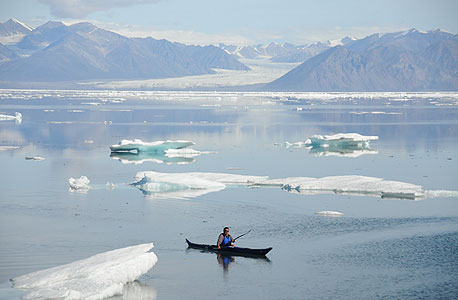 סבלנות היא המפתח לכיבוש הקוטב