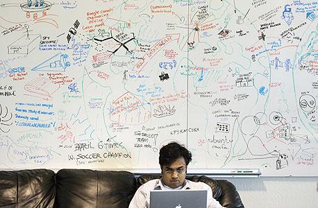 עובדי גוגל. 20% מזמנם מוקדש בהגדרה לעבודה ללא הסחות דעת
