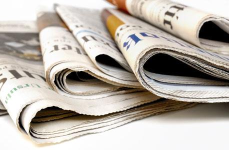 בשם התעמולה מדלגים על העיתונות, צילום: shutterstock