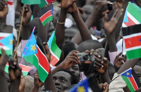 דרום סודן, צילום: איי אף פי