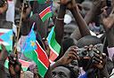 דרום סודן חוגגת עצמאות (צילום: איי אף פי), צילום: איי אף פי