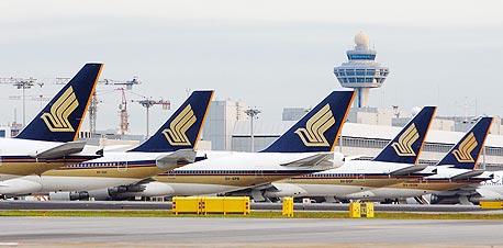 צי מטוסי סינגפור איירליינס