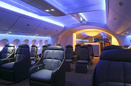 מטוס בואינג דרימליינר בואינג 787