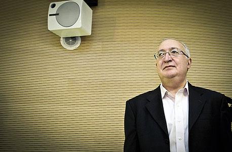 פרופ' מנואל טרכטנברג (ארכיון)