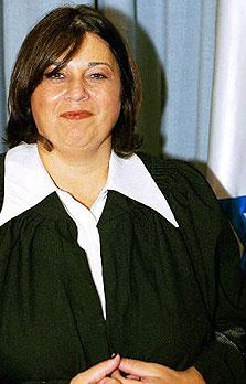 השופטת מקייס