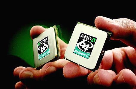 שבבי AMD מלפני עשר שנים