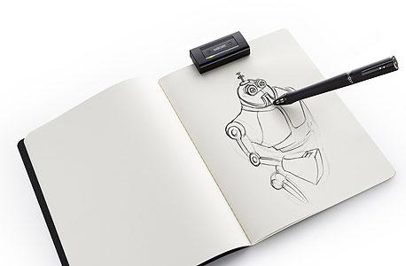 פנטסטי צייר לי כבשה: חידושים לציור דיגיטלי AP-71