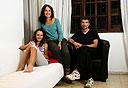 משפחת ברט, צילום: תומי הרפז