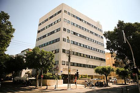 בית הרופאים ברחוב ריינס בתל אביב. נולד בעקבות דרישת הרופאים