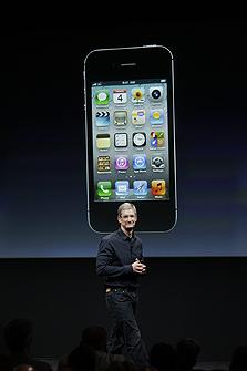 השקת האייפון 4S
