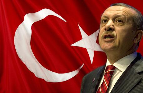 """נשיא טורקיה ארדואן. """"לא נהסס להשתמש ב-S-400"""", צילום: בלומברג"""