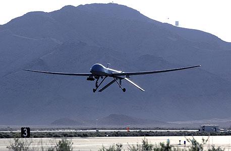 """מל""""ט של חיל האוויר האמריקאי, שמסוגל לשאת ציוד ל""""א"""