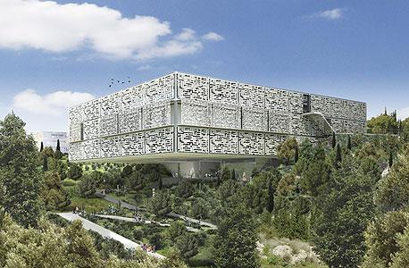 מוזיאון אום אל פאחם לאמנות עכשווית (בשיתוף האדריכל אמנון בר אור)