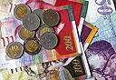 כסף שטרות שקל שקלים, צילום: בלומברג
