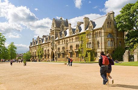 אוניברסיטת אוקספורד , צילום: shutterstock