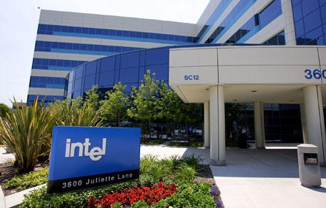 משרדי אינטל בסנטה קלרה, קליפורניה
