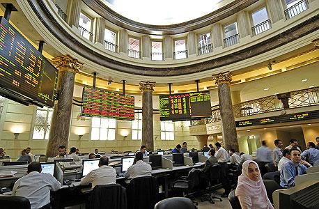 הבורסה בקהיר