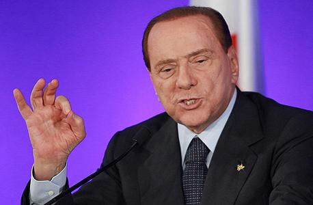 """סילביו ברלוסקוני. """"כל ג'וב באיטליה הוא פוליטי"""""""