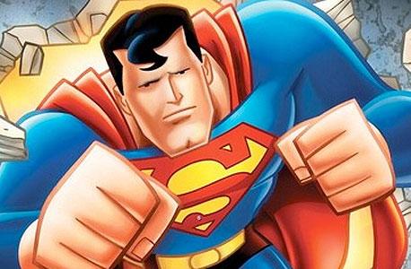 סופרמן. כמו לברון, גם הוא תושב מפורסם של קליבלנד