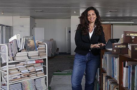 """הילה אורן, מנכ""""לית מינהלת עיר עולם"""